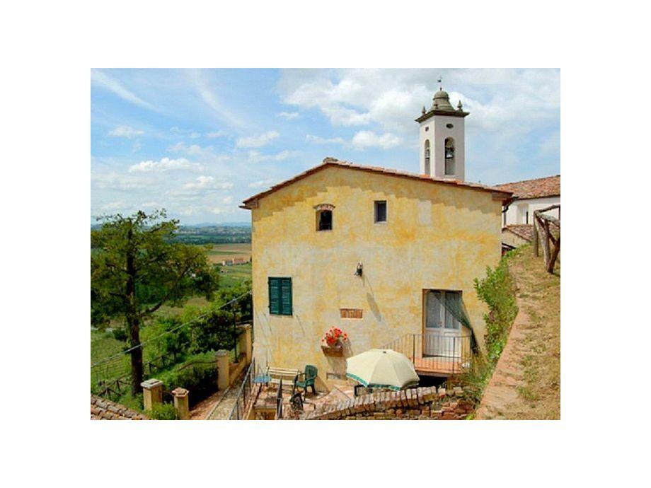 Außenaufnahme Canonica di Alica