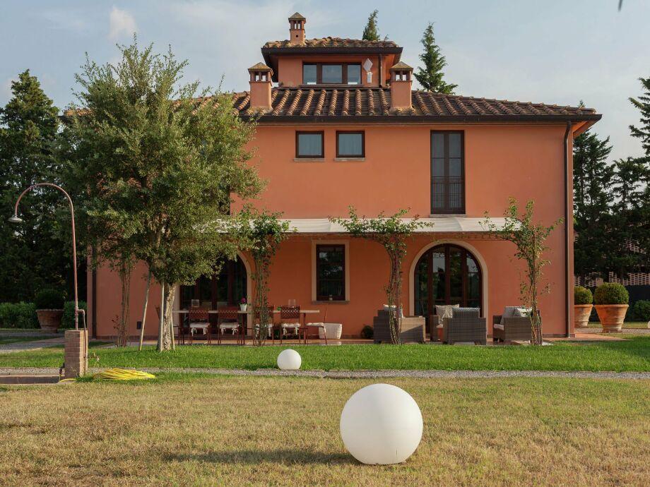 Außenaufnahme Villa Federica