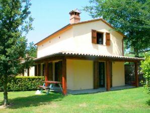 Ferienhaus Villetta Barrocciaio