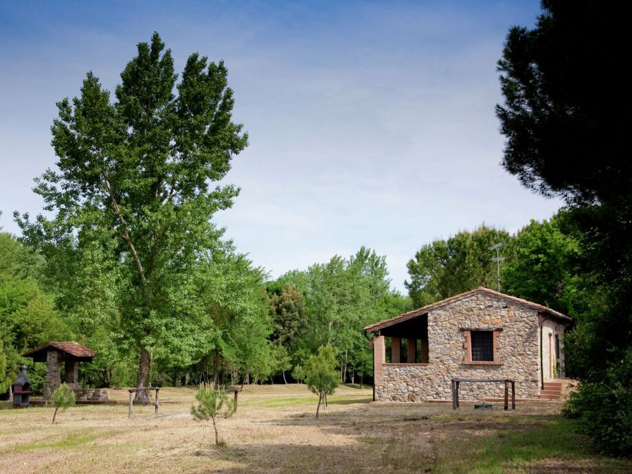 Außenaufnahme Casina dell'Argentina
