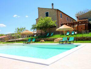 Bauernhof Casale a Montescudaio - Intero