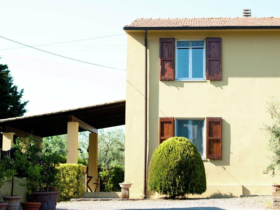 Außenaufnahme La Casa degli Angeli