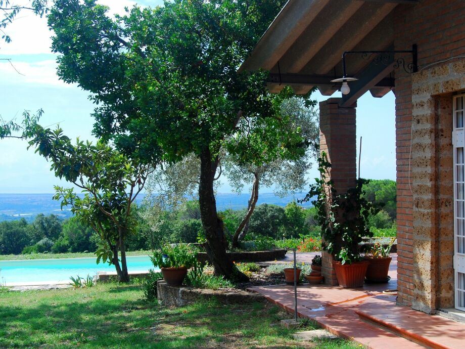 Außenaufnahme Casettina nel Giardino