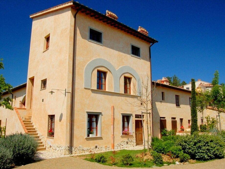Außenaufnahme Il Torrino del Borgo
