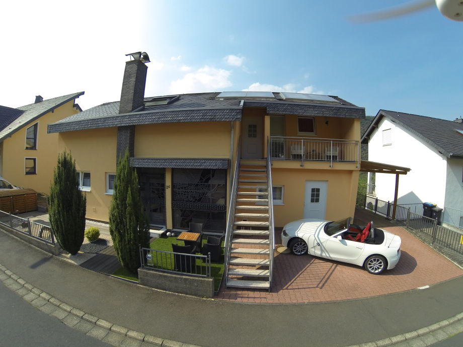 Unser Ferienhaus in Cochem-Sehl