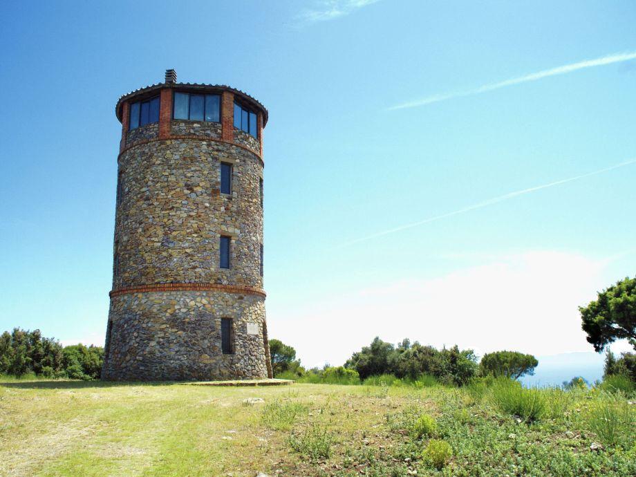 Außenaufnahme Torre Maremma