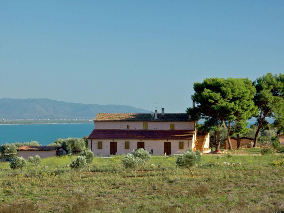 Außenaufnahme Casa Mare Quattro