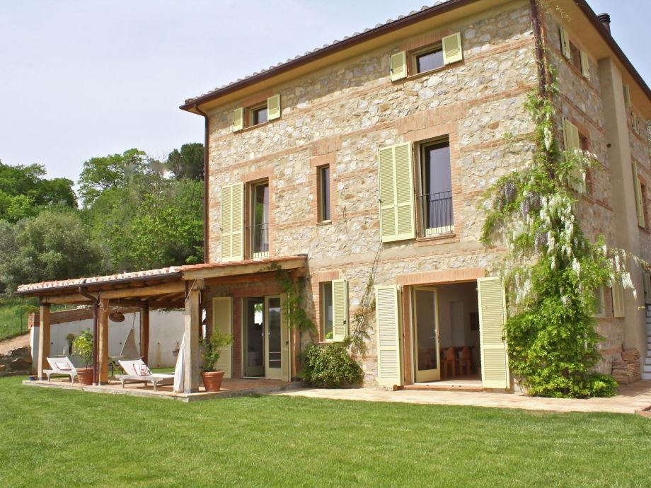 Außenaufnahme Villa della Fonte