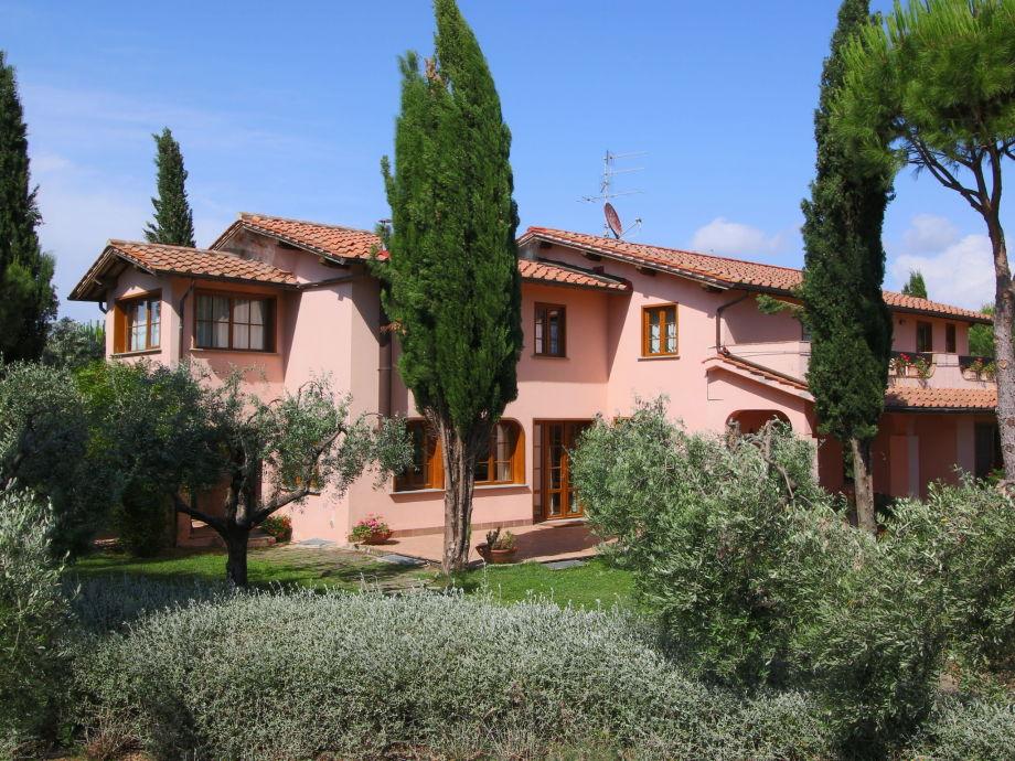 Außenaufnahme Villa Maremma