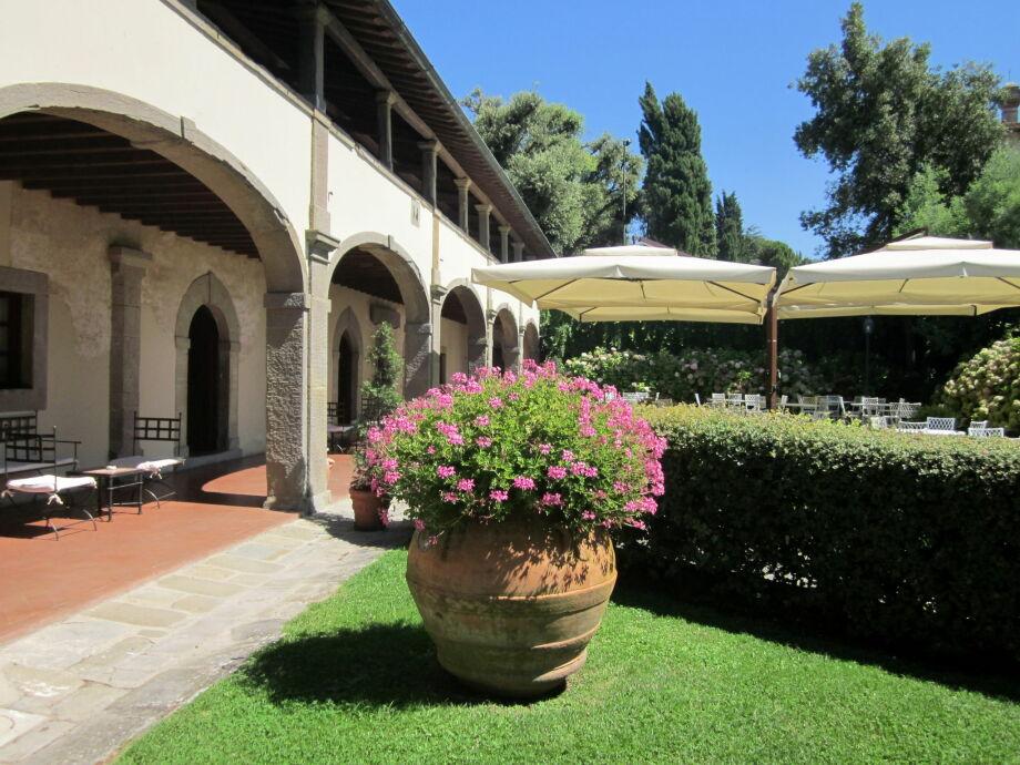 Außenaufnahme The Old Borgo of Artimino
