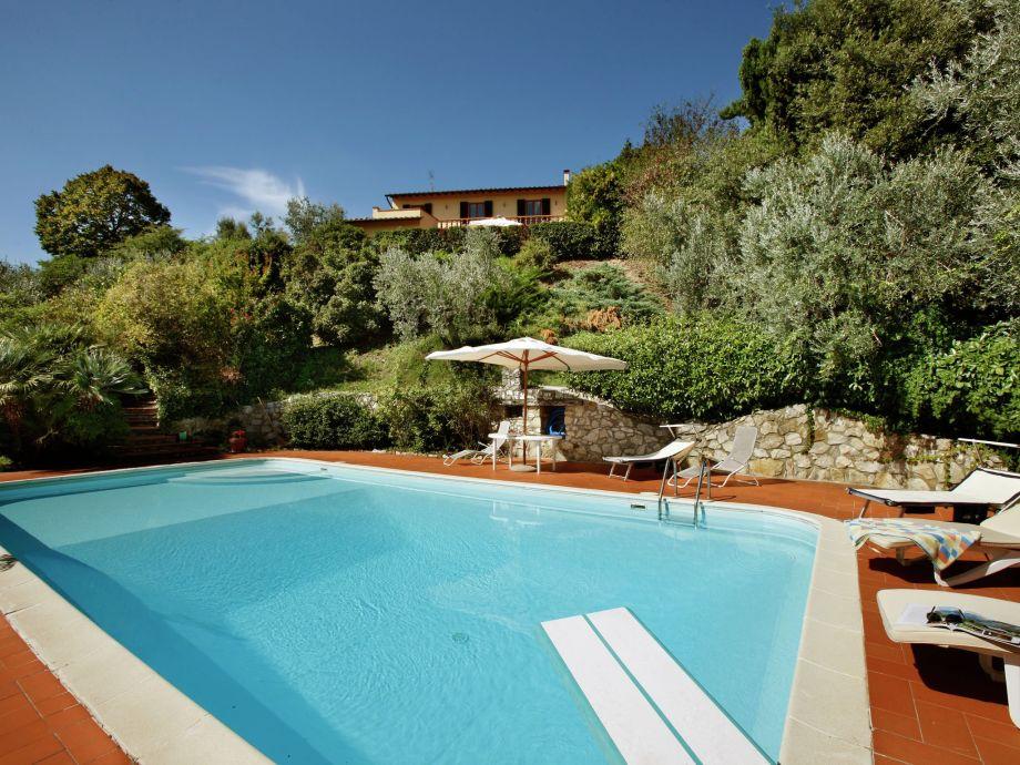 Außenaufnahme Villa Incanto