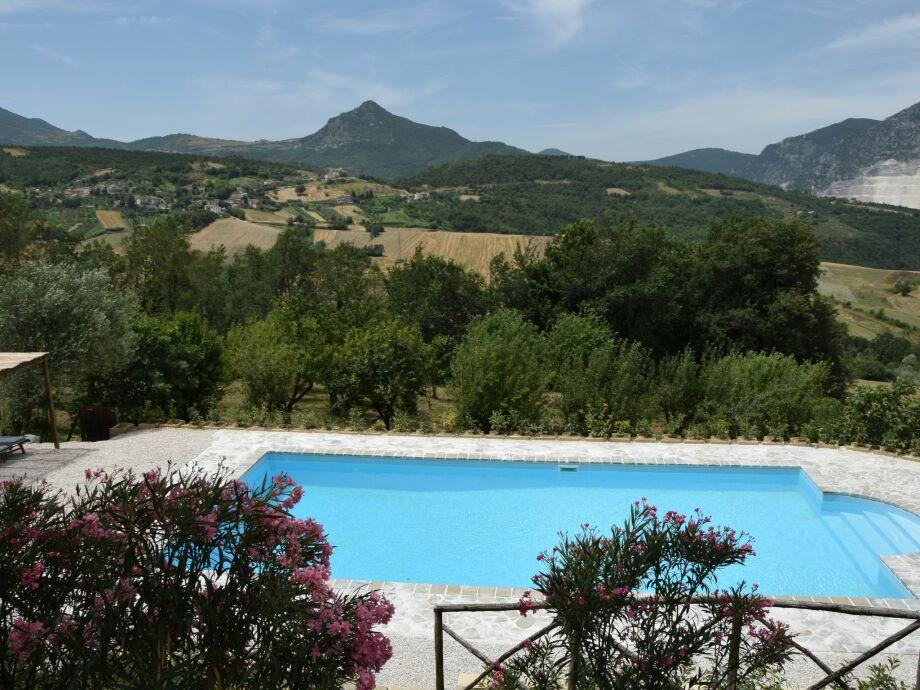 Außenaufnahme Villa Carina
