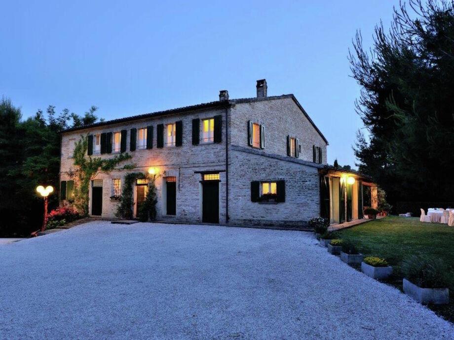 Außenaufnahme Villa Gianna