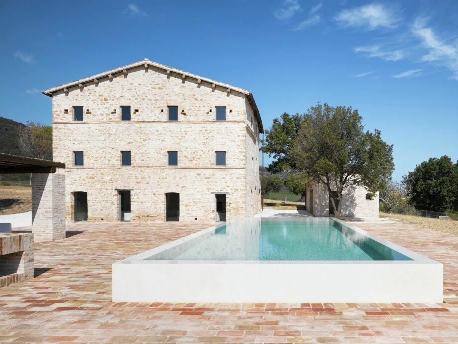 Außenaufnahme Villa Migliore