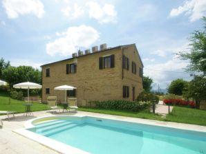 Ferienwohnung Villa Silvia Edera