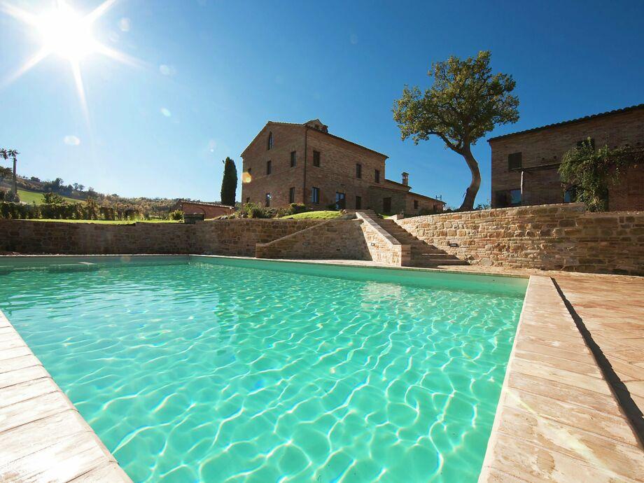 Außenaufnahme Villa Ventuno
