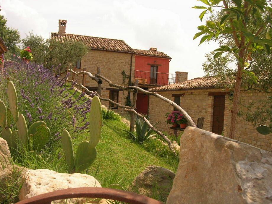 Außenaufnahme San Martino