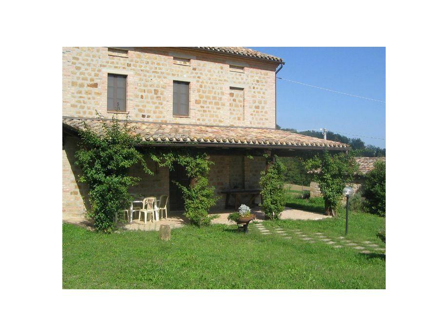 Außenaufnahme Villa Croce
