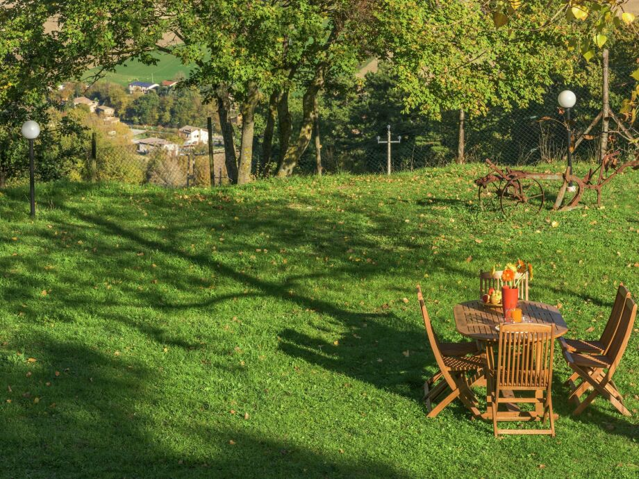 Außenaufnahme Villa Gelsomino