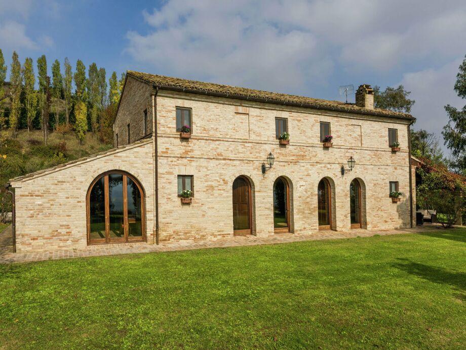 Außenaufnahme Villa Chiara