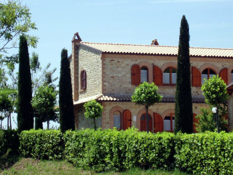 Außenaufnahme Casa Ortensia