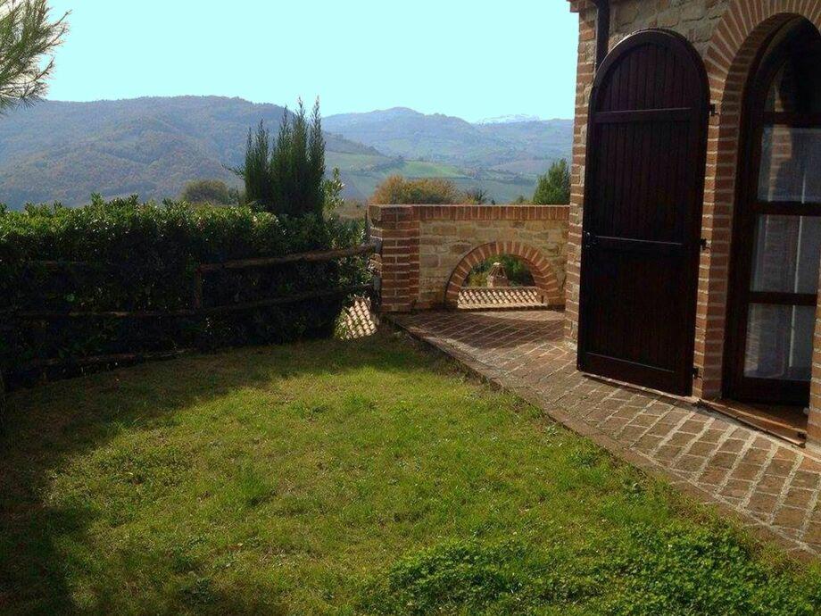 Außenaufnahme Casa Giglio