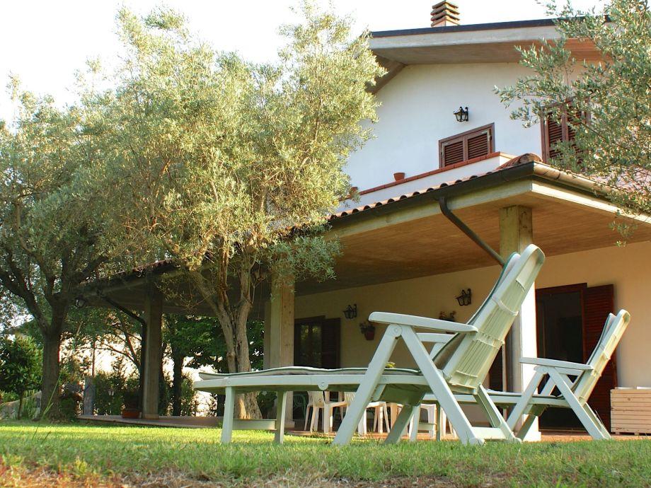 Außenaufnahme Casa della Luna