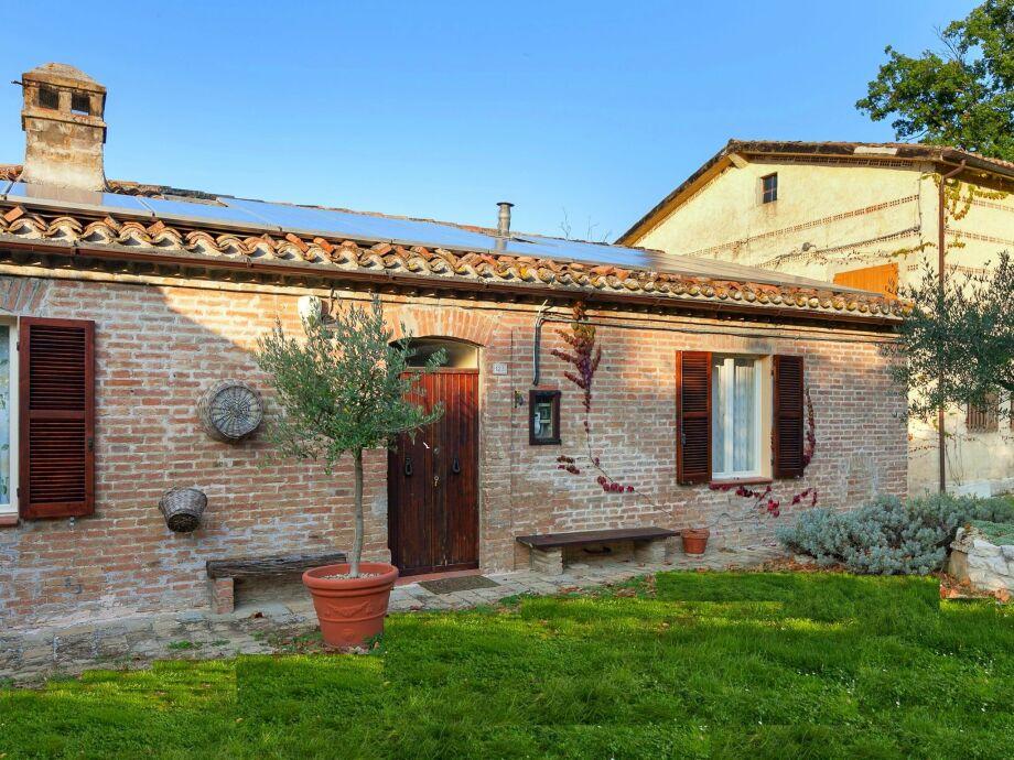 Außenaufnahme Casa Chiara