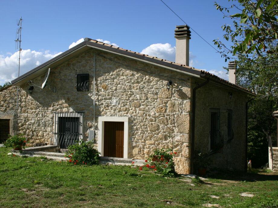 Außenaufnahme Roccamorice