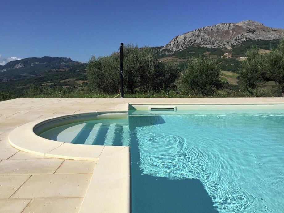 Außenaufnahme Villa Torre