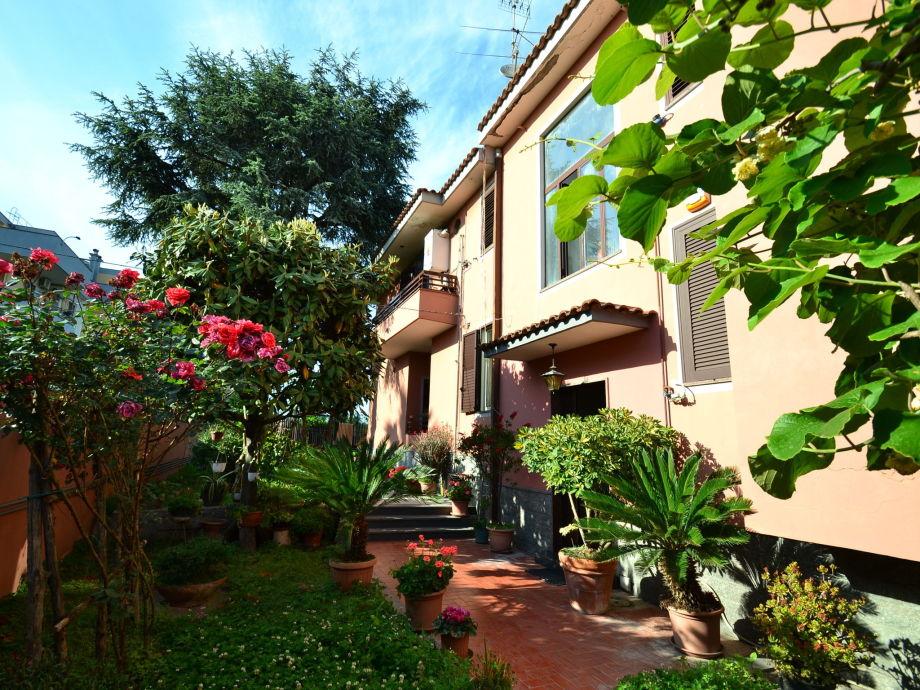 Außenaufnahme Casa Rosada