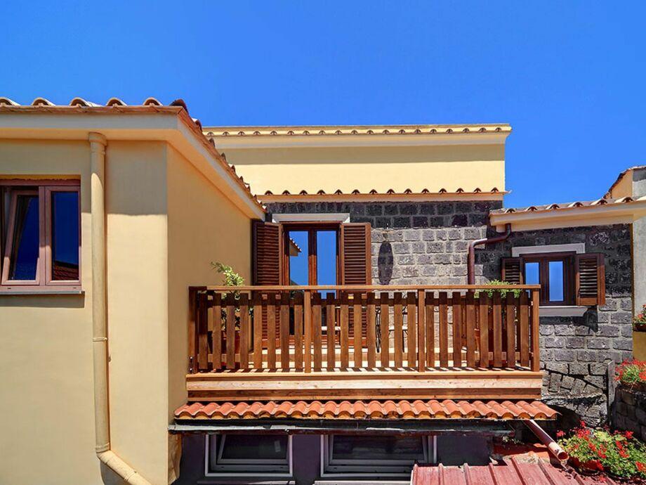 Außenaufnahme Casa Giulietta