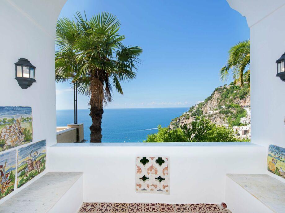 Außenaufnahme Villa Positano