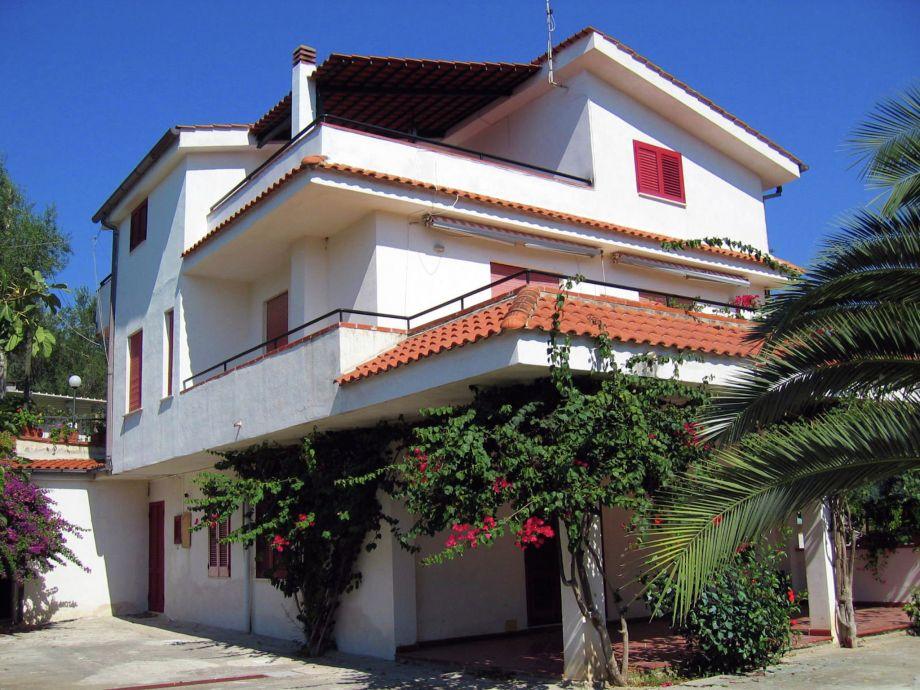 Außenaufnahme Casa Angelina