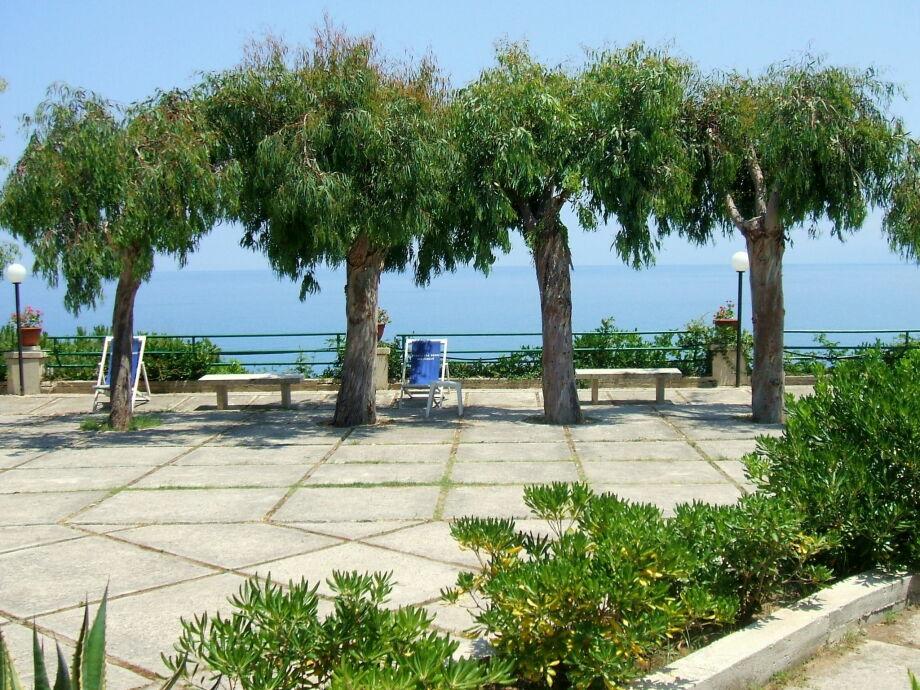 Außenaufnahme Panorama Cefalú