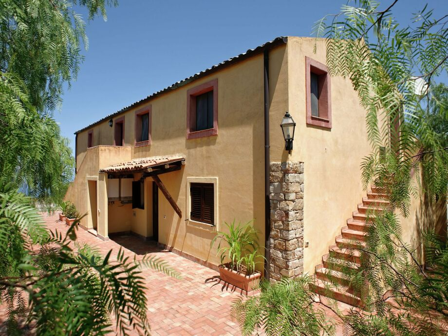 Außenaufnahme Casa Collesano