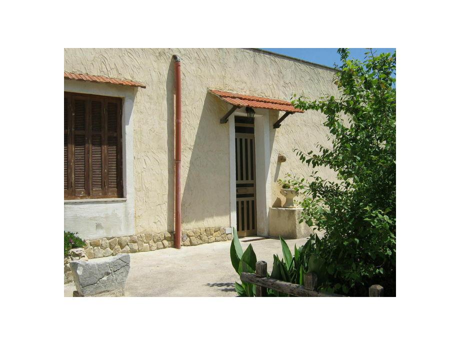 Außenaufnahme Casa Mazzara