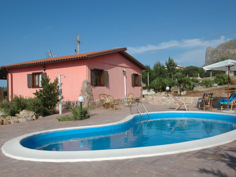 Außenaufnahme Villa Posada