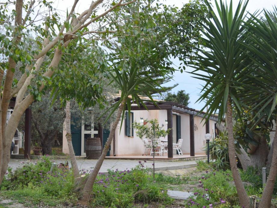 Außenaufnahme Villa Cecilia