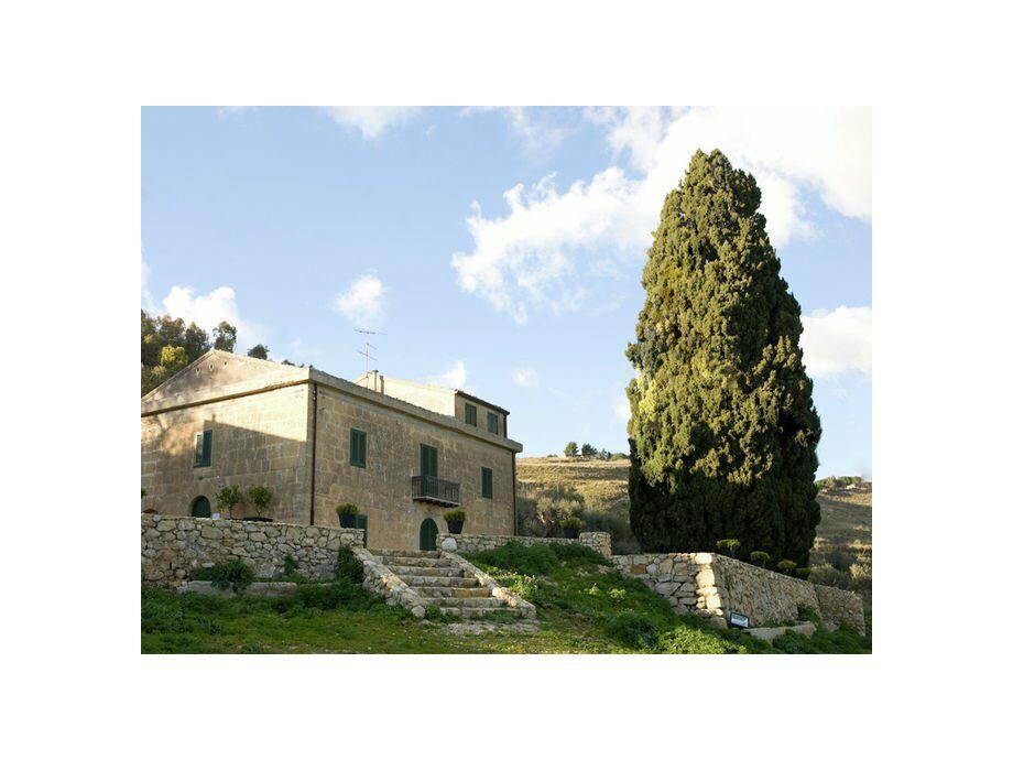 Außenaufnahme La Casa di Parasporino