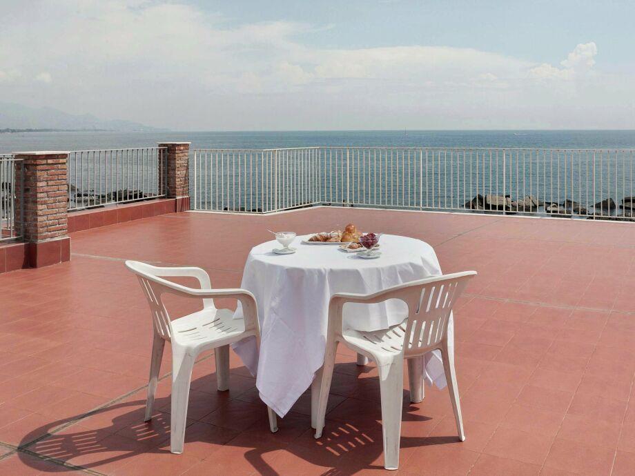 Außenaufnahme Sicilia Terrazzo Sul Mare