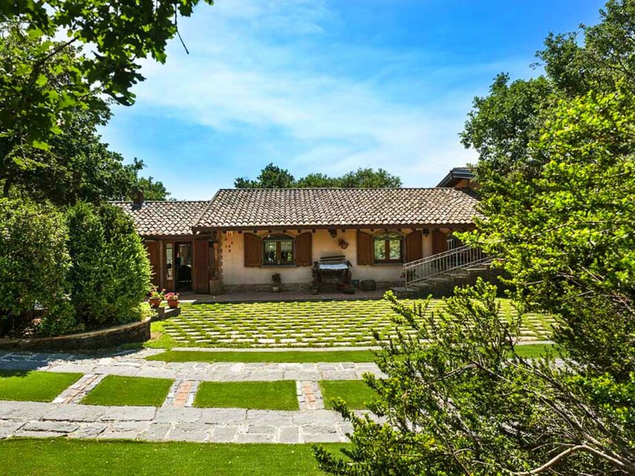 Außenaufnahme Villa dei Fiori
