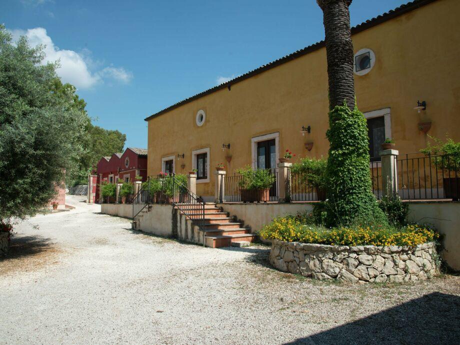 Außenaufnahme Casa Scala Bibbia