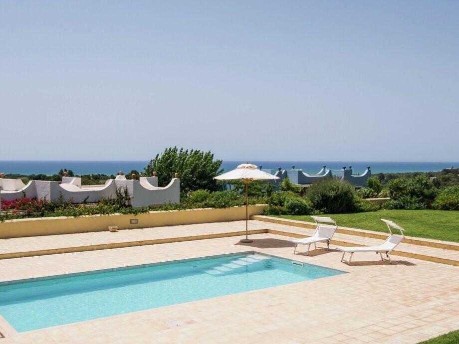Außenaufnahme Villa Smeraldo