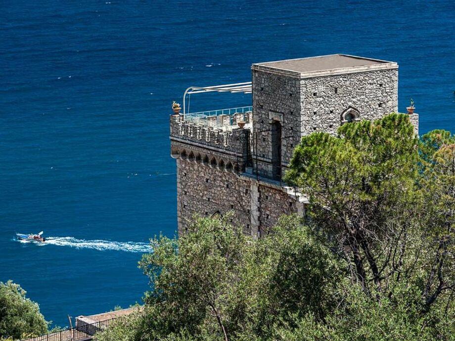 Außenaufnahme Torre Alta
