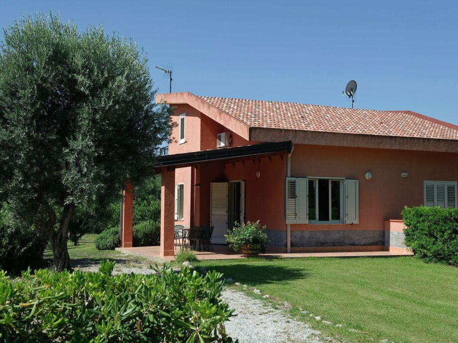 Außenaufnahme Casa Galice