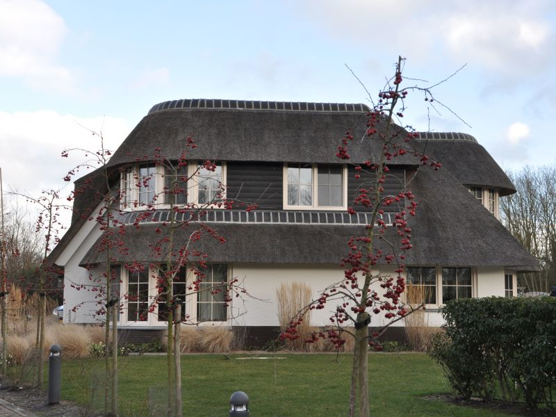 Villa Excelsior im Dünenresort Julianadorp