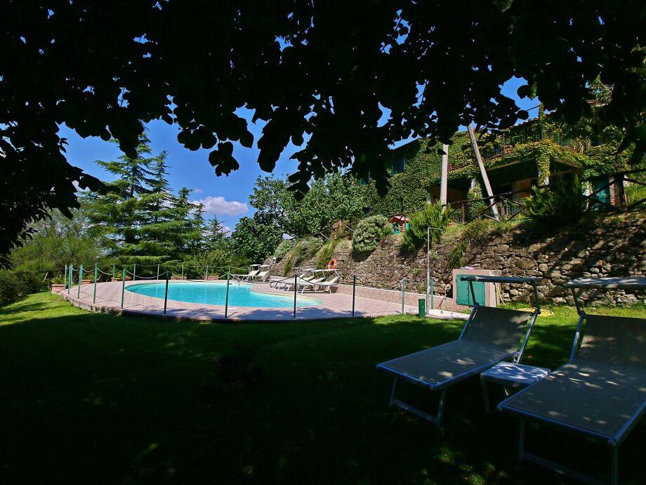 Außenaufnahme Casa Minerva