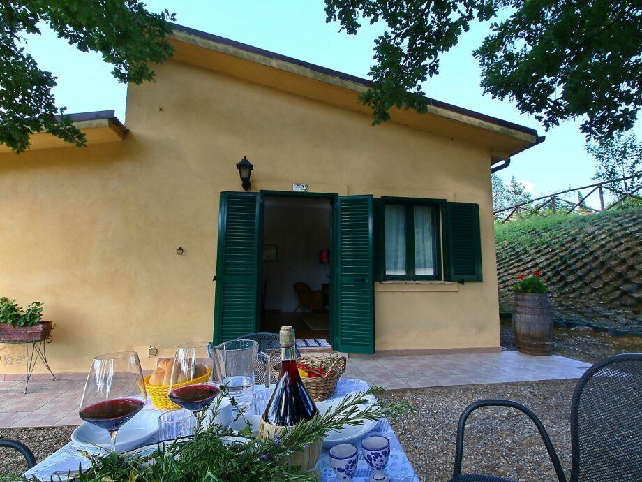 Außenaufnahme Il Moraiolo