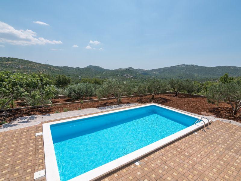 Ferienhaus Landhaus mit Pool